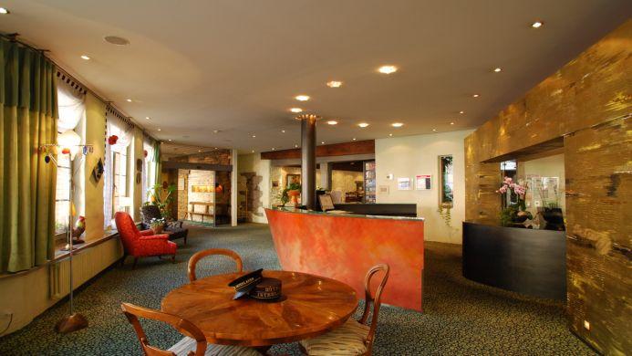 View of Interlaken Hotel Interlaken - Muslim Friendly Travel in Interlaken