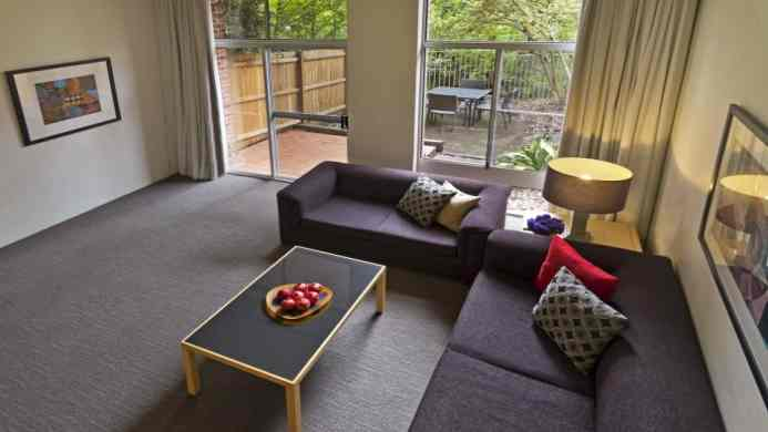 View of Medina Serviced Apartments Double Bay - Muslim Friendly Travel in Sydney