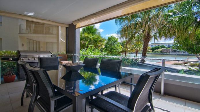 View of Sanctuary Lake Apartments Gold Coast - Muslim Friendly Travel in Gold Coast