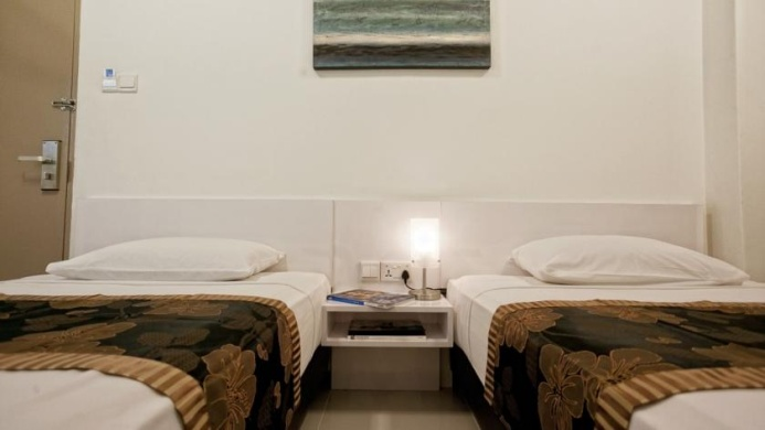 View of Harbour Ville Hotel Singapore - Muslim Friendly Travel in Singapore
