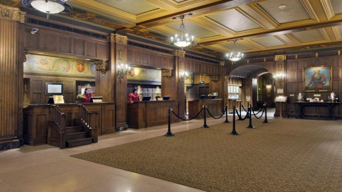 View of Hotel Royal William An Ascend Collection Hotel Quebec City - Muslim Friendly Travel in Quebec City