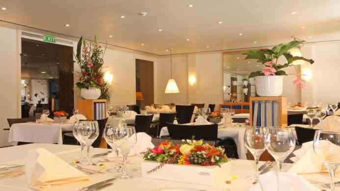 View of Stella Swiss Quality Hotel Interlaken - Muslim Friendly Travel in Interlaken
