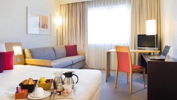 View of Stars Hotel Lyon Bron - Muslim Friendly Travel in Lyon