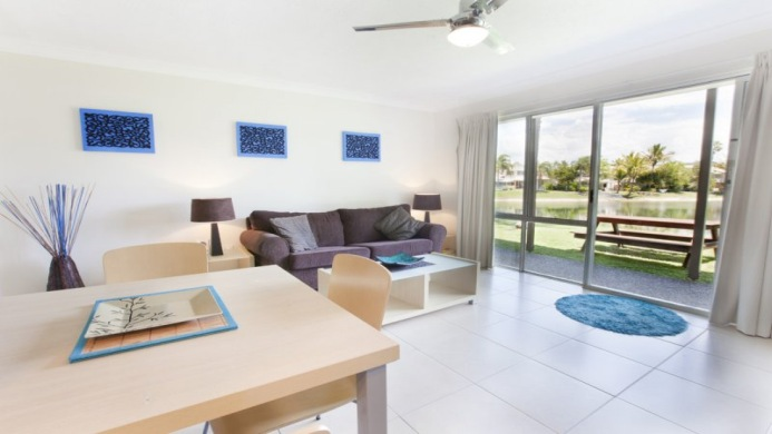 View of Bay Of Palms Resort Gold Coast - Muslim Friendly Travel in Gold Coast
