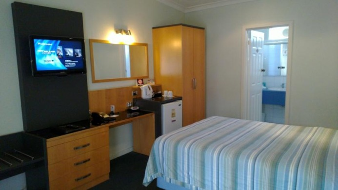 View of Comfort Inn Bel Eyre Belmont - Muslim Friendly Travel in Perth