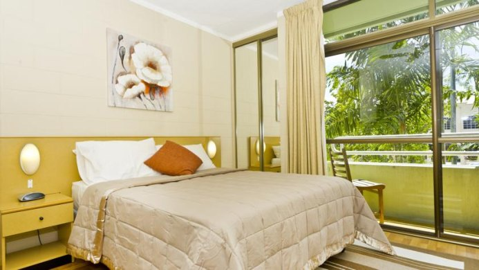 View of Cascade Gardens Apartments Cairns - Muslim Friendly Travel in Cairns