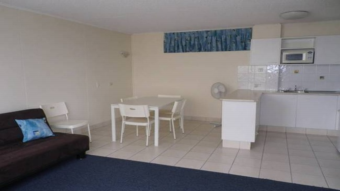 View of The Shore Holiday Apartments Surfers Paradise - Muslim Friendly Travel in Gold Coast