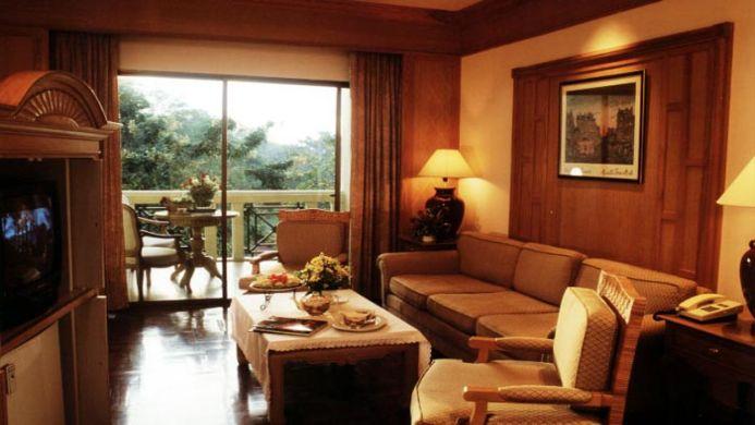 View of Pavilion Rim Kwai Resort Kanchanaburi - Muslim Friendly Travel in Kanchanaburi