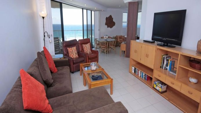 View of The Breakers Absolute Beachfront Apartments Gold Coast - Muslim Friendly Travel in Gold Coast