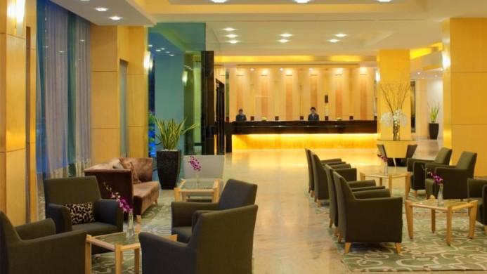 View of Radisson Hotel Brunei Darussalam - Muslim Friendly Travel in Bandar Seri Begawan