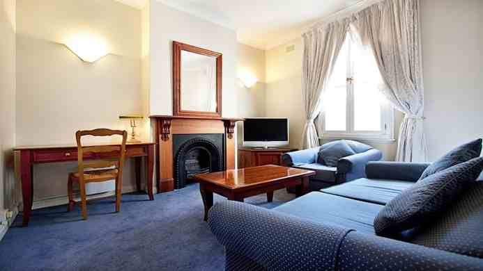 View of Rendezvous Stafford Apartment Hotel Sydney - Muslim Friendly Travel in Sydney