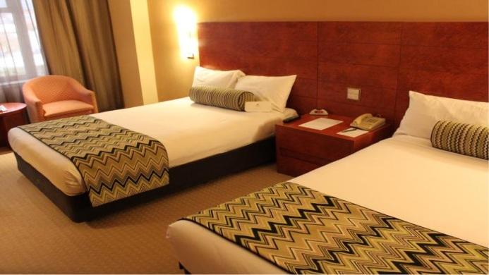 View of Sydney Wattle Hotel - Muslim Friendly Travel in Sydney