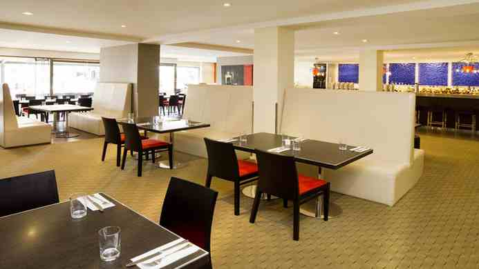 View of Travelodge Hotel Perth - Muslim Friendly Travel in Perth