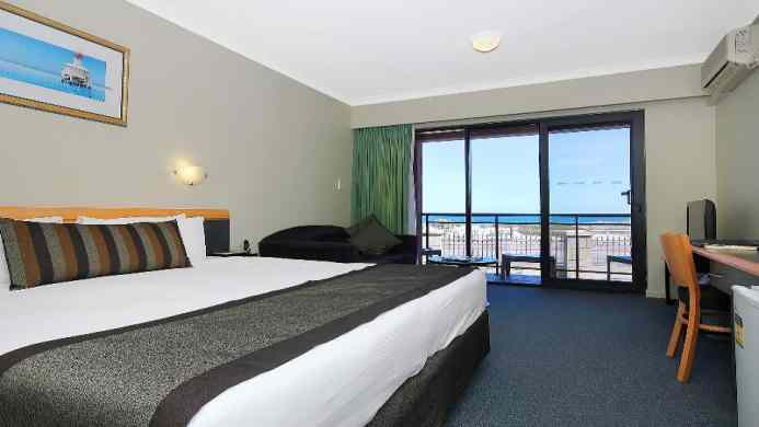 View of Quality Resort Sorrento Beach - Muslim Friendly Travel in Perth