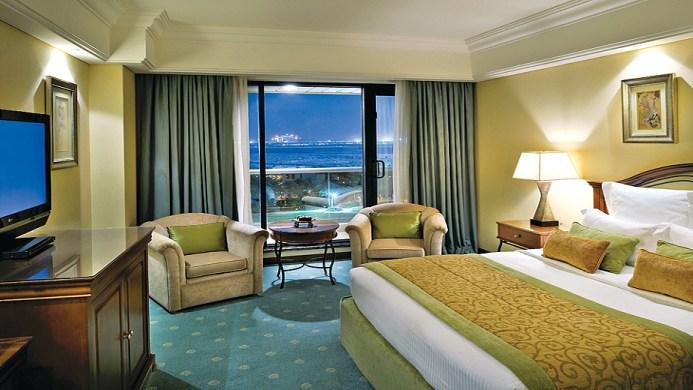 View of Le Royal Meridien Abu Dhabi - Muslim Friendly Travel in Abu Dhabi