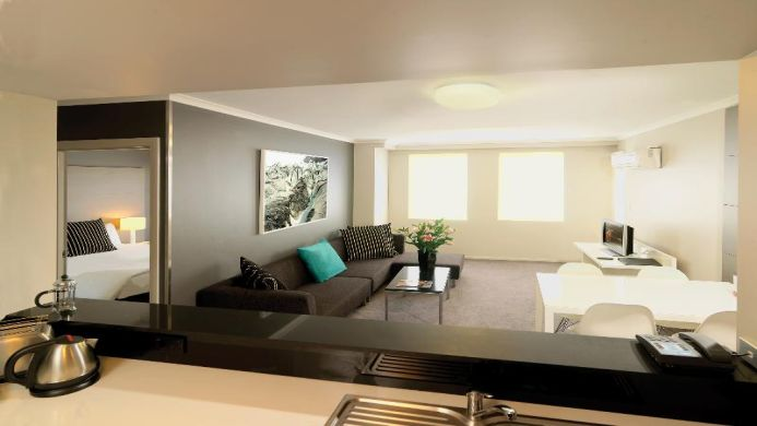 View of Adina Apartment Hotel Sydney, Harbourside - Muslim Friendly Travel in Sydney