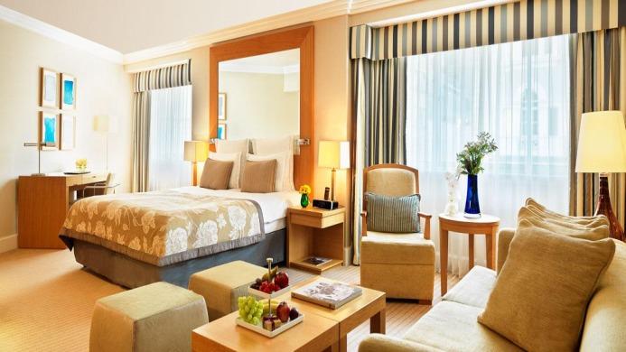View of York International Hotel Dubai - Muslim Friendly Travel in Dubai