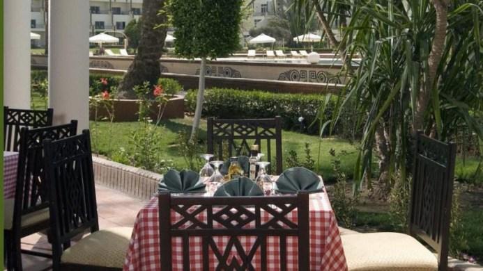View of Cataract Resort Cairo - Muslim Friendly Travel in Cairo