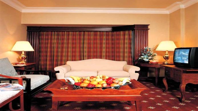 View of Shepheard Hotel Cairo - Muslim Friendly Travel in Cairo