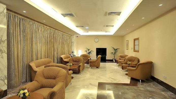 View of Al Bustan Centre & Residence Dubai - Muslim Friendly Travel in Dubai