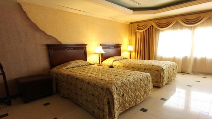 View of Oriental Palace Dubai - Muslim Friendly Travel in Dubai