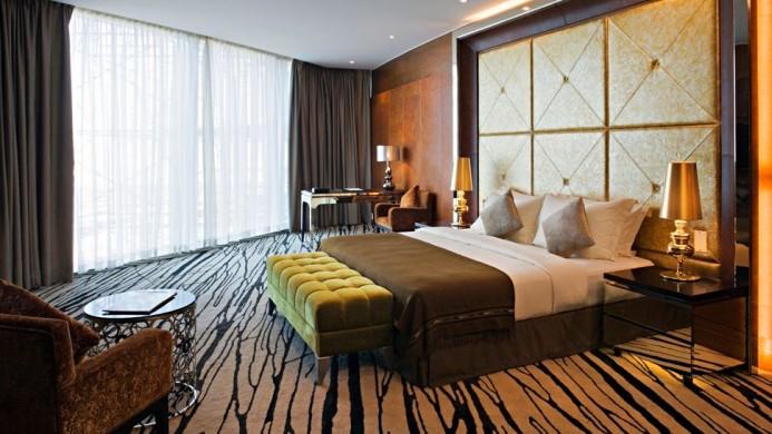 View of Queens Hotel Dubai - Muslim Friendly Travel in Dubai