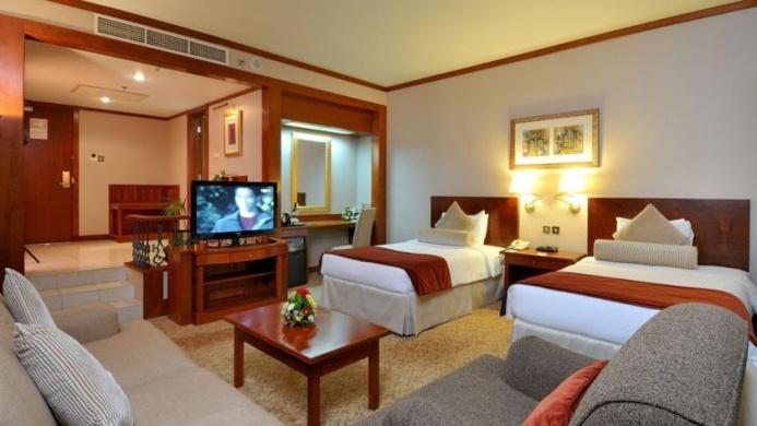 View of Ramada Hotel Dubai - Muslim Friendly Travel in Dubai