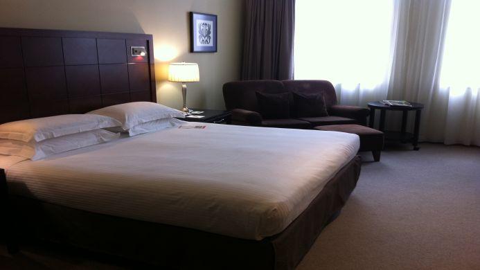 View of The Grace Hotel Sydney - Muslim Friendly Travel in Sydney