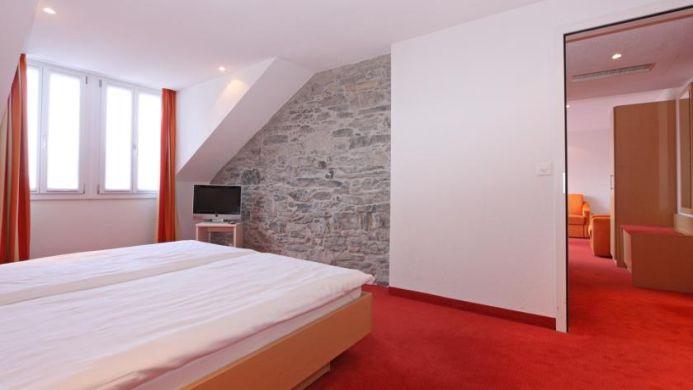 View of City Hotel Oberland Interlaken - Muslim Friendly Travel in Interlaken