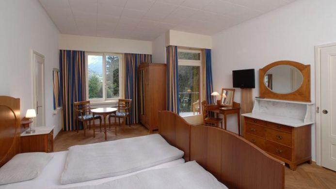View of Mattenhof Resort Interlaken - Muslim Friendly Travel in Interlaken