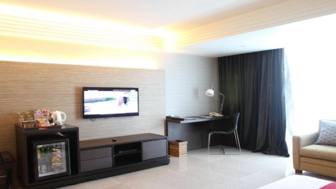 View of Majestic Suites Bangkok - Muslim Friendly Travel in Bangkok