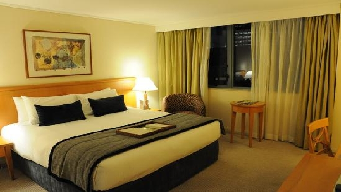 View of Rydges World Square Hotel Sydney - Muslim Friendly Travel in Sydney