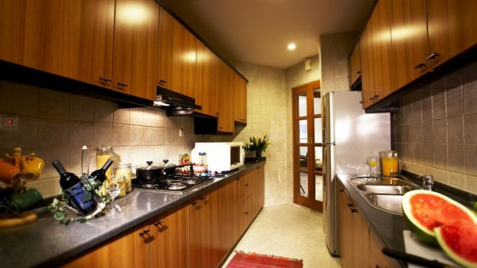 View of Fraser Place Robertson Walk Serviced Residences Singapore - Muslim Friendly Travel in Singapore