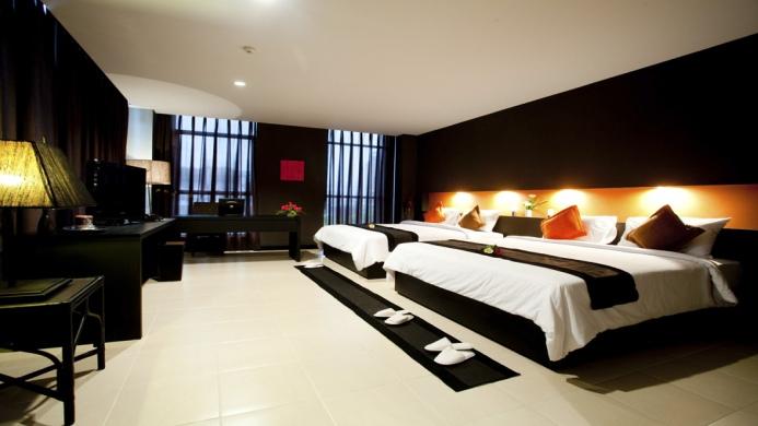 View of Buddy Lodge Hotel - Muslim Friendly Travel in Bangkok