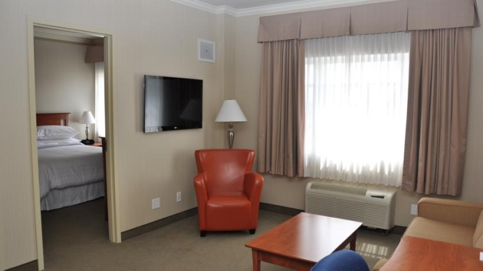 View of Four Points By Sheraton Quebec Resort - Muslim Friendly Travel in Quebec City