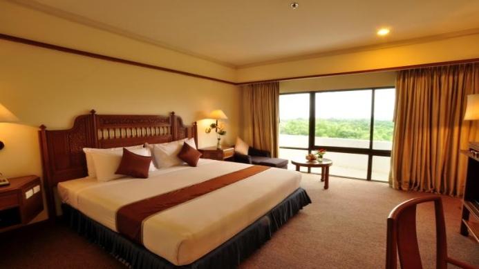 View of Loei Palace Hotel - Muslim Friendly Travel in Loei