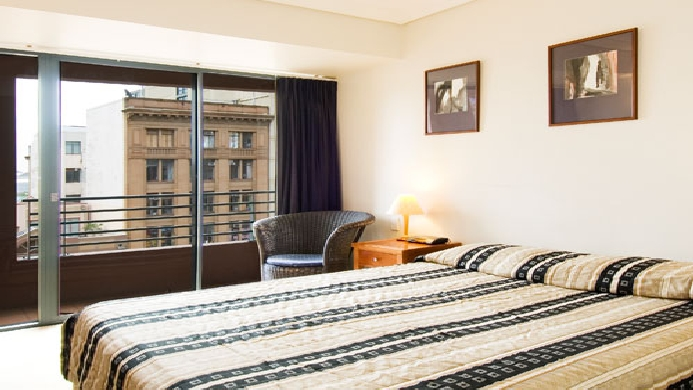 View of Capitol Square Hotel Sydney - Muslim Friendly Travel in Sydney