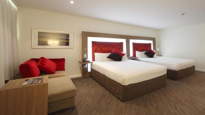 View of Novotel Sydney Rooty Hill Hotel - Muslim Friendly Travel in Sydney