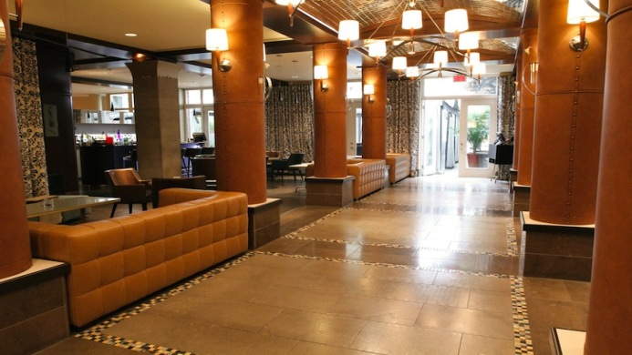 View of Le Saint Sulpice Hotel Montreal - Muslim Friendly Travel in Montreal, QC