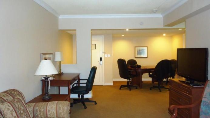 View of Capital Hill Hotel & Suites Ottawa - Muslim Friendly Travel in Ottawa
