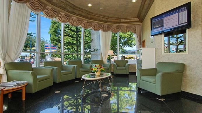 View of Best Western Plus Uptown Hotel Vancouver - Muslim Friendly Travel in Vancouver