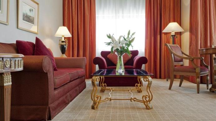 View of Hotel Le Meridien Fairways Dubai - Muslim Friendly Travel in Dubai