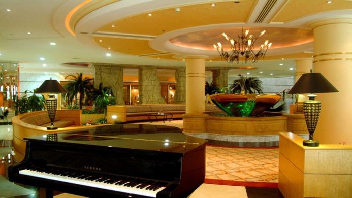 View of Le Meridien Hotel Abu Dhabi - Muslim Friendly Travel in Abu Dhabi