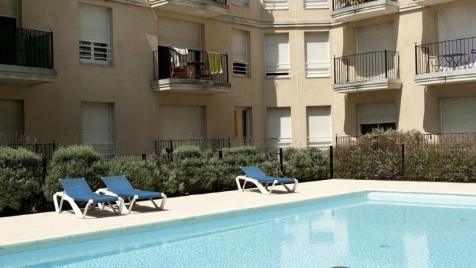 View of Adagio Access Bordeaux Rodesse Hotel - Muslim Friendly Travel in Bordeaux