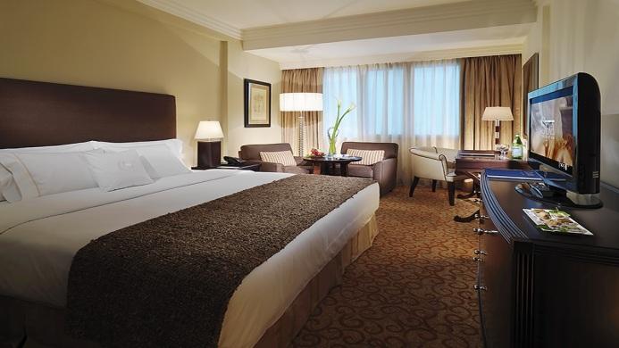 View of Sheraton Deira Hotel Dubai - Muslim Friendly Travel in Dubai