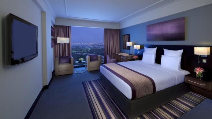 View of Pullman Dubai Deira City Centre Hotel - Muslim Friendly Travel in Dubai