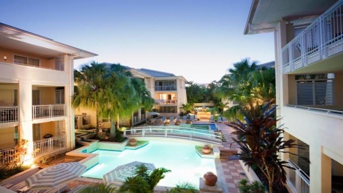 View of The Sebel Resort Noosa - Muslim Friendly Travel in Sunshine Coast