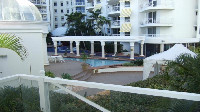 View of Phoenician Resort Broadbeach - Muslim Friendly Travel in Gold Coast