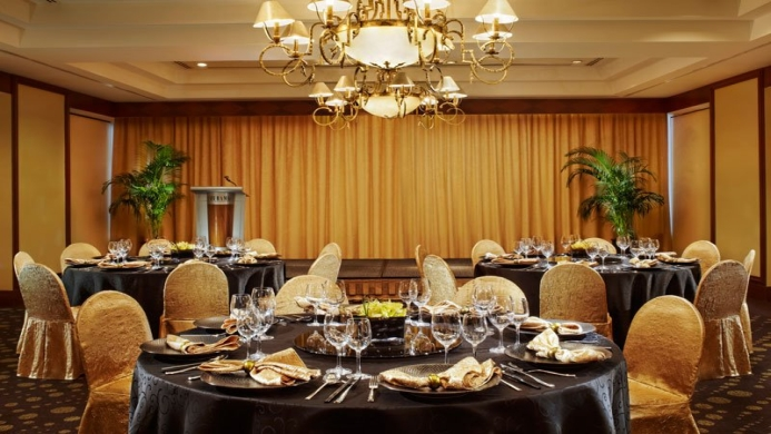 View of Furama RiverFront Singapore Hotel - Muslim Friendly Travel in Singapore