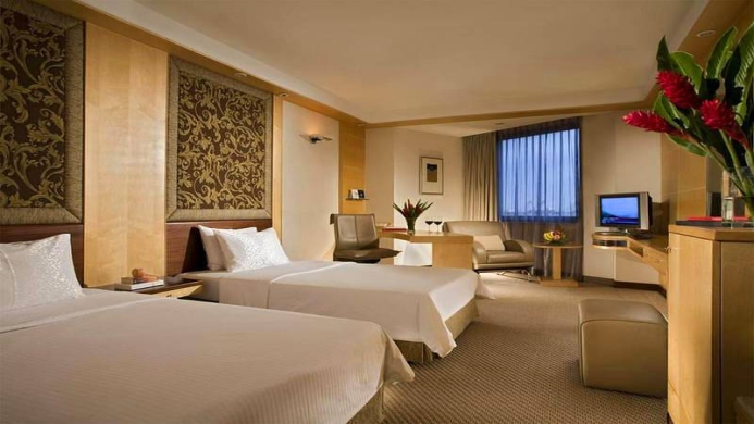 View of M Hotel Singapore - Muslim Friendly Travel in Singapore